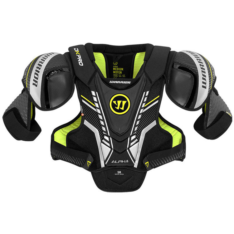 Warrior Warrior S19 Alpha DX Pro Shoulder Pad - Senior