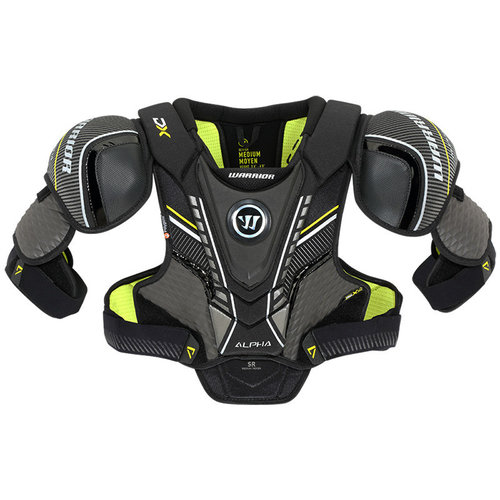 Warrior Warrior S19 Alpha DX Shoulder Pad - Senior
