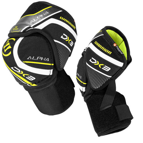 Warrior Warrior S19 Alpha DX3 Elbow Pad - Senior
