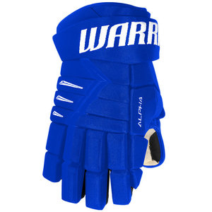 Warrior Warrior S19 Alpha DX4 Hockey Glove - Junior