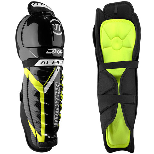 Warrior Warrior S19 Alpha DX4 Shin Guard - Senior