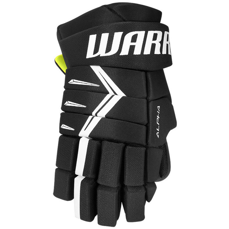 Warrior Warrior S19 Alpha DX5 Hockey Glove - Junior