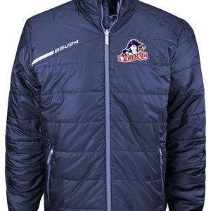 Bauer Admirals Hockey Club - Bauer S19 Flex Bubble Jacket - Adult
