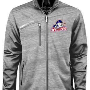 Bauer Admirals Hockey Club - Bauer S19 Flex Full Zip Tech Fleece - Youth