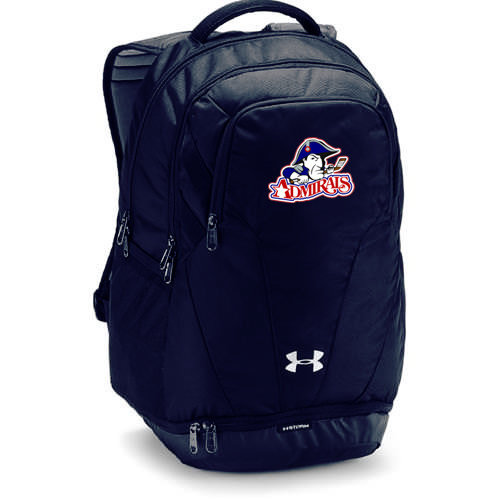 Admirals Hockey Club - UA - Under Armour - Team Hustle Backpack