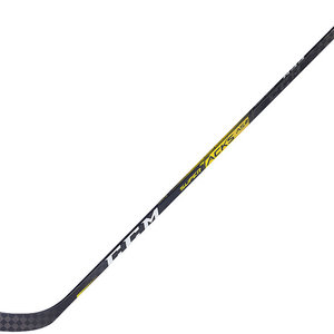 CCM CCM S19 Super Tacks AS2 PRO One Piece Stick - Junior
