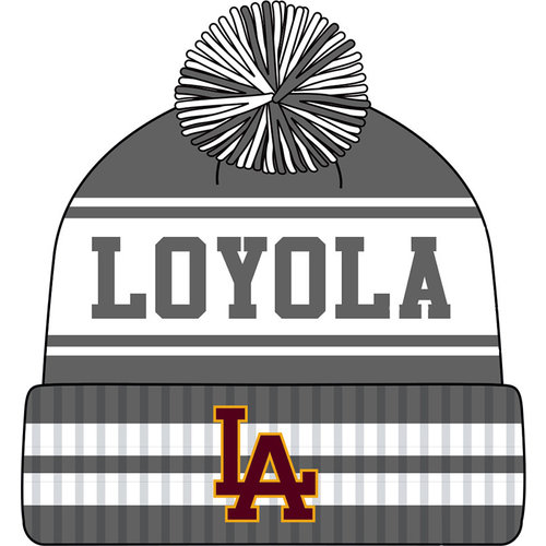 Loyola Academy Hockey Club - PRE BUY - Pukka - Cuffed Beanie