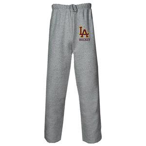 Loyola Academy Hockey Club - PRE BUY - Badger Open Bottom Fleece Pant - Adult