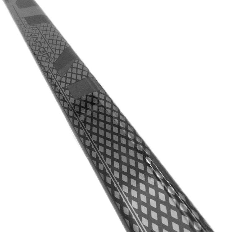 Bauer Bauer S19 Vapor FlyLite Grip - Shadow Series - One Piece Stick - Intermediate