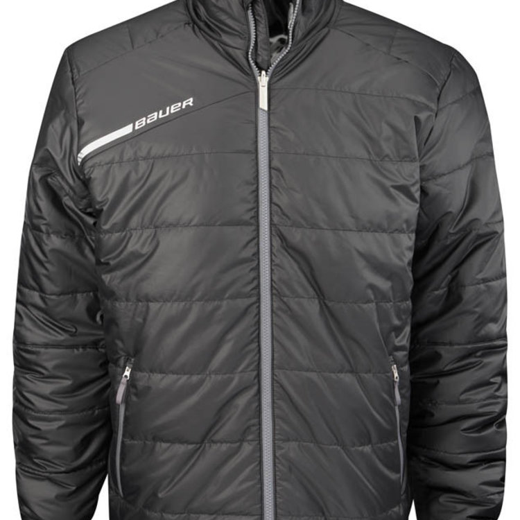 Bauer Bauer S17 Flex Bubble Jacket - Mid Layer Option - Youth