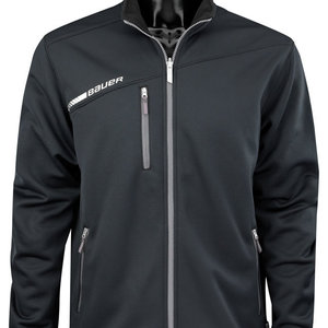 Bauer Bauer S17 Flex Full Zip Tech Fleece - Mid Layer Option - Youth