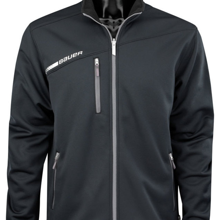 Bauer Bauer S17 Flex Full Zip Tech Fleece - Mid Layer Option - Youth
