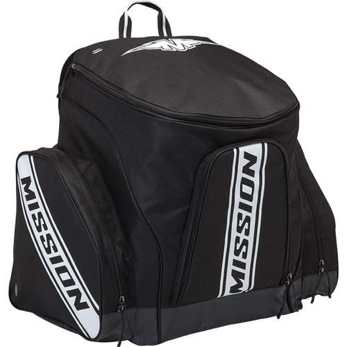 Bauer S20 Mission RH Equipment Backpack - Black