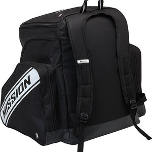 Bauer S20 Mission RH Equipment Backpack - Black