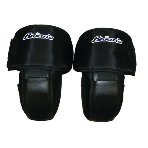 Brian's Custom Pro Brian's S17 Pro II Knee Pad - Intermediate - Black