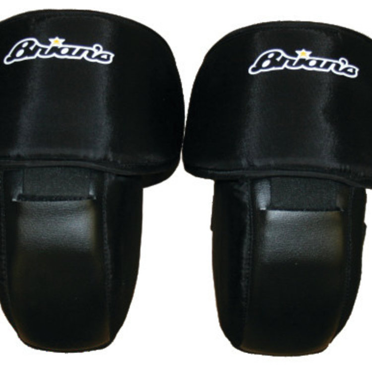 Brian's Custom Pro Brian's S17 Pro II Knee Pad - Intermediate - Black