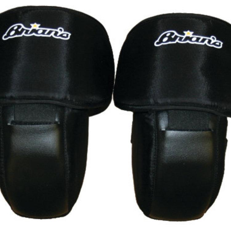 Brian's Custom Pro Brian's S17 Pro II Knee Pad - Senior - Black