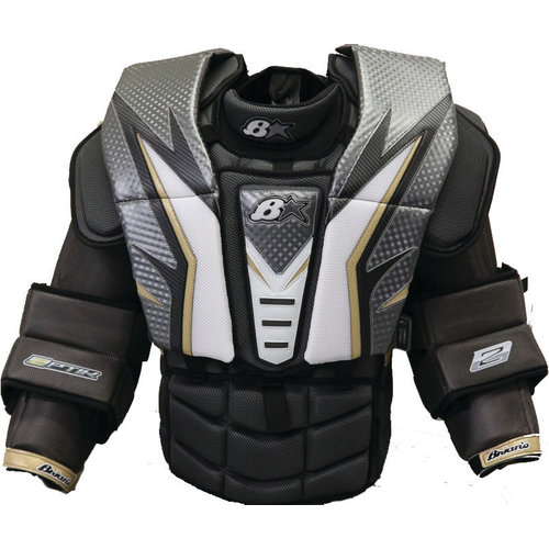 Brian's Custom Pro Brian's S20 OPTiK 2 Arm & Body Chest Protector - Senior