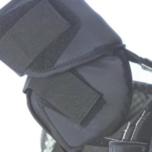 Brian's Custom Pro Brian's S17 Pro II Knee Pad - Junior - Black