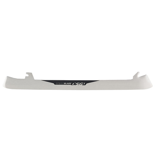 CCM CCM S19 Speedblade XS1 GOALIE Replacement Steel Runner - CHROME