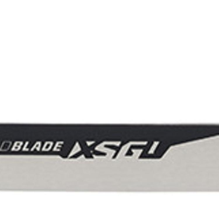 CCM CCM S19 Speedblade XS1 GOALIE Replacement Steel Runner - CHROME