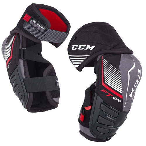 CCM CCM S18 JetSpeed FT 370 Elbow Pads - Senior