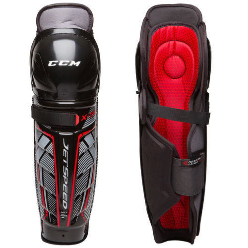 CCM CCM S18 JetSpeed FT XTRA Shin Guard - Junior