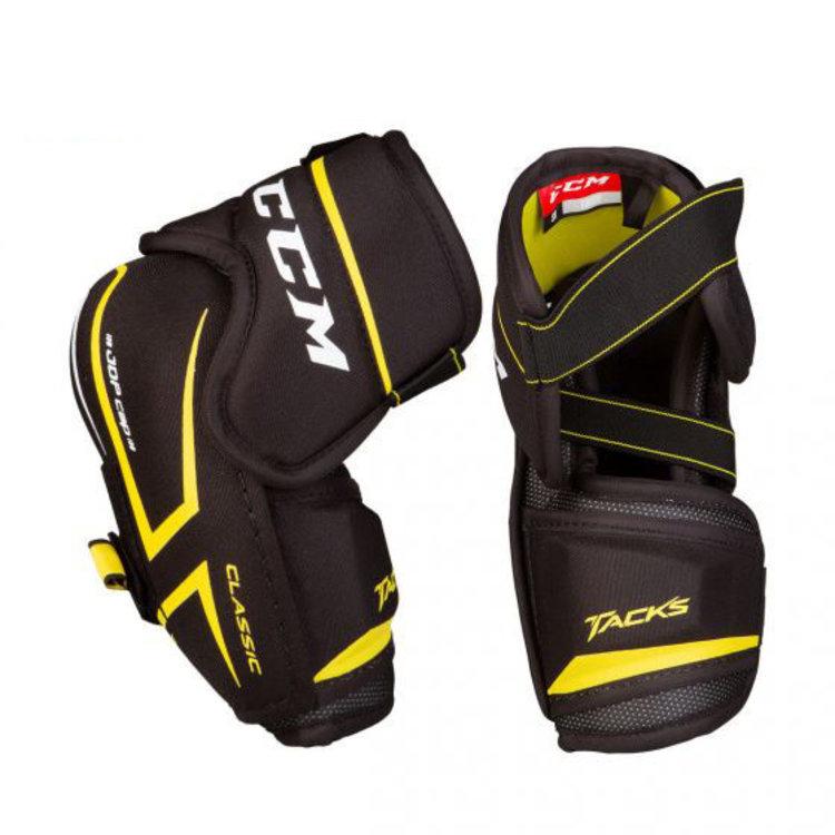 CCM CCM S19 Classic Tacks Elbow Pads - Junior