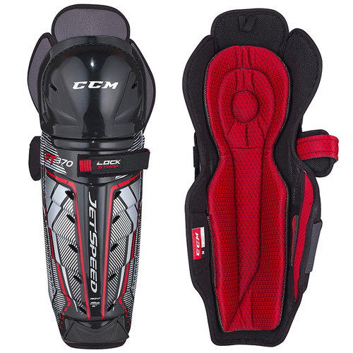 CCM CCM S18 JetSpeed FT 370 Shin Guard - Junior
