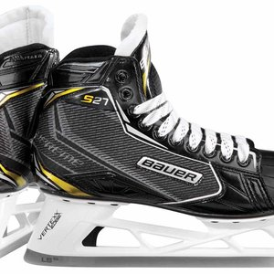 Bauer Bauer S18 Supreme S27 Goal Skate - Senior