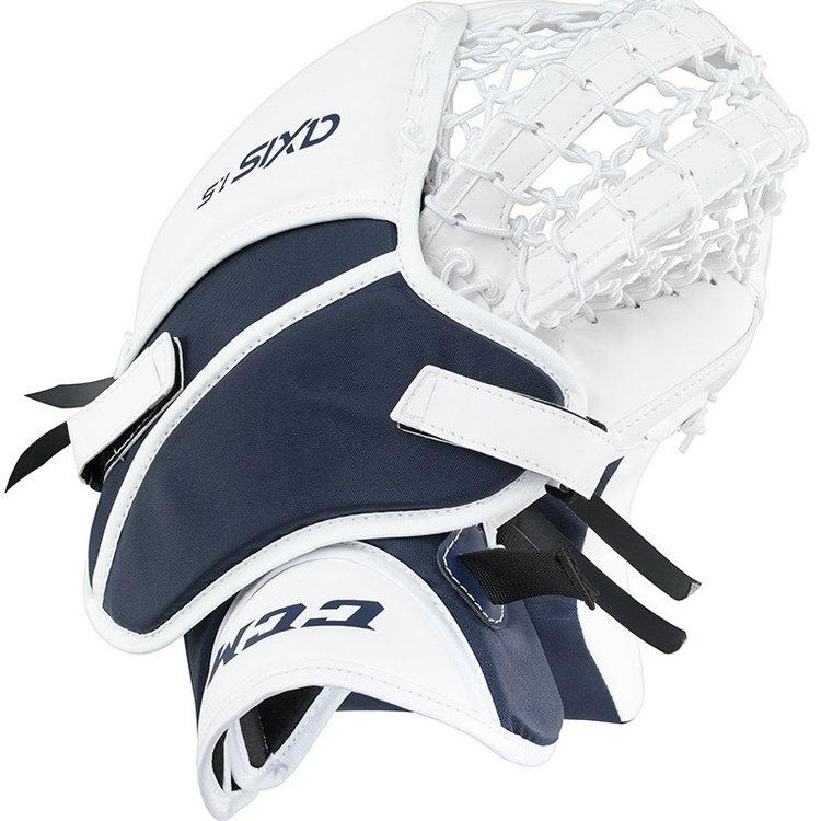 CCM CCM S20 AXIS A1.5 Goal Catch Glove - Junior