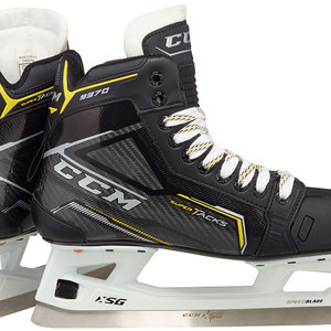 CCM CCM S20 Super Tacks 9370 Goal Skate - Junior