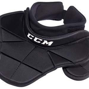 CCM CCM S20 Goalie BNQ Throat Collar - Junior