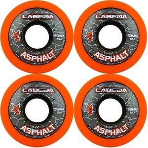 Labeda Labeda Asphalt Outdoor Wheel 85a - 4 Pack