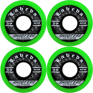 Labeda Labeda Shooter Wheel - 4 Pack