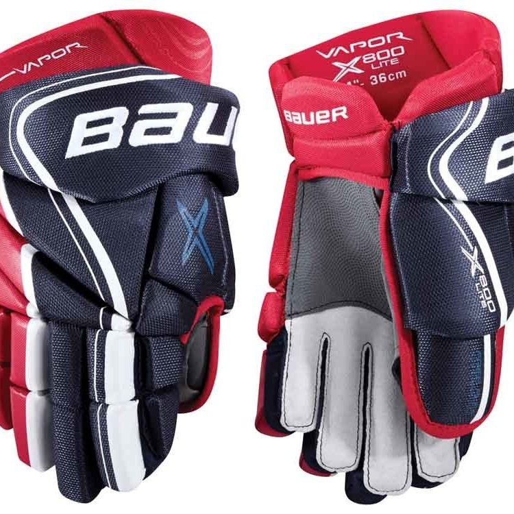 Bauer Bauer S18 Vapor X800 Lite Hockey Glove - Senior