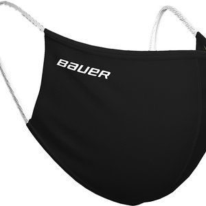 Bauer Bauer S20 Reversible Face Mask - Black