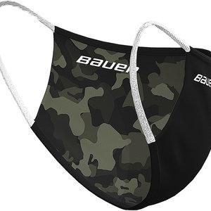 Bauer Bauer S20 Reversible Face Mask - Black