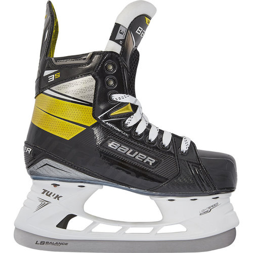 Bauer Bauer S20 Supreme 3S Ice Hockey Skate - Junior