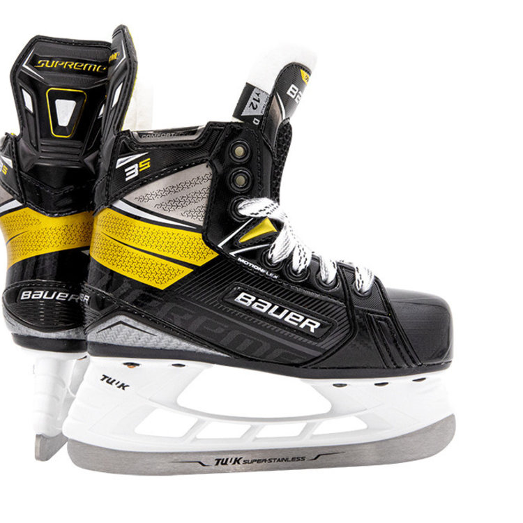 Bauer Bauer S20 Supreme 3S Ice Hockey Skate - Youth