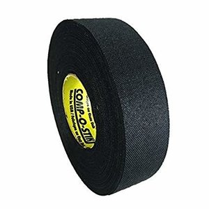 North American North American Hockey Tape - 1-Inch x 27 Yards - Black - Thin
