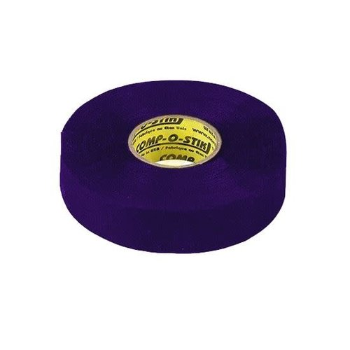 North American North American Hockey Tape - 1-Inch x 27 Yards - Purple - Thin