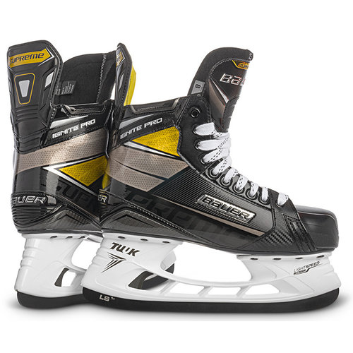 Bauer Bauer S20 Supreme Ignite Pro Ice Hockey Skate - Junior