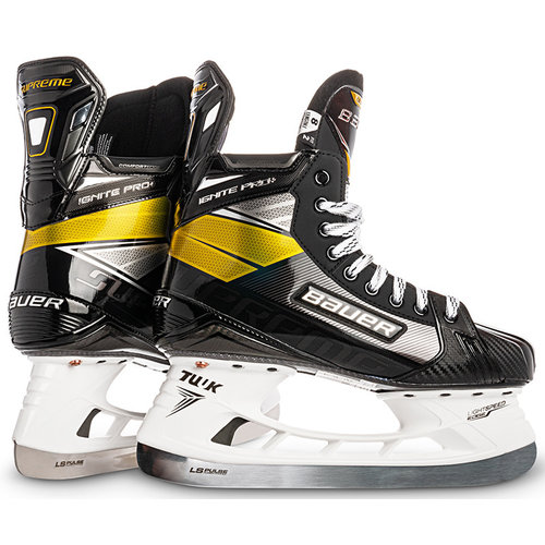 Bauer Bauer S20 Supreme Ignite Pro+ Ice Hockey Skate - Senior
