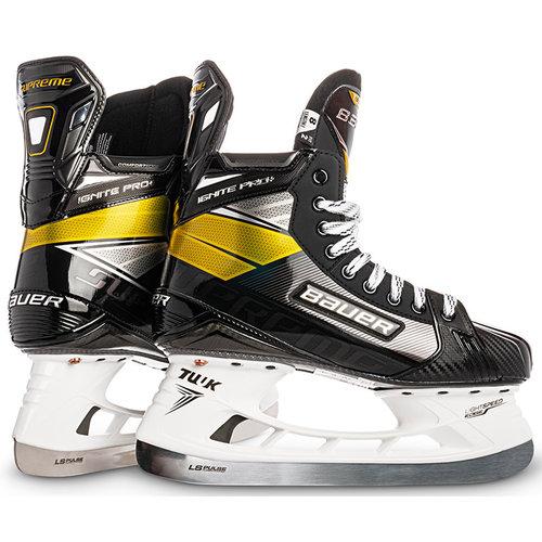 Bauer Bauer S20 Supreme Ignite Pro+ Ice Hockey Skate - Senior