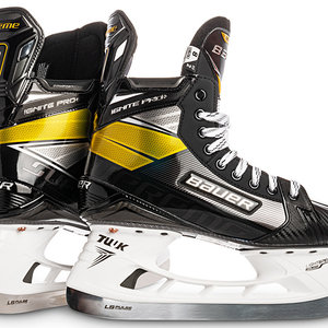 Bauer Bauer S20 Supreme Ignite Pro+ Ice Hockey Skate - Junior
