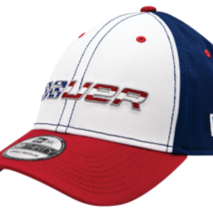 Bauer Bauer S18 New Era 3930 USA Flag Cap
