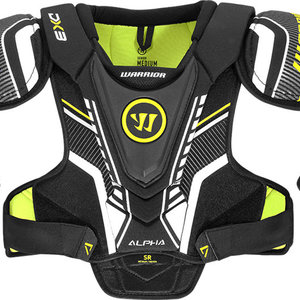 Warrior Warrior S19 Alpha DX3 Shoulder Pad - Senior