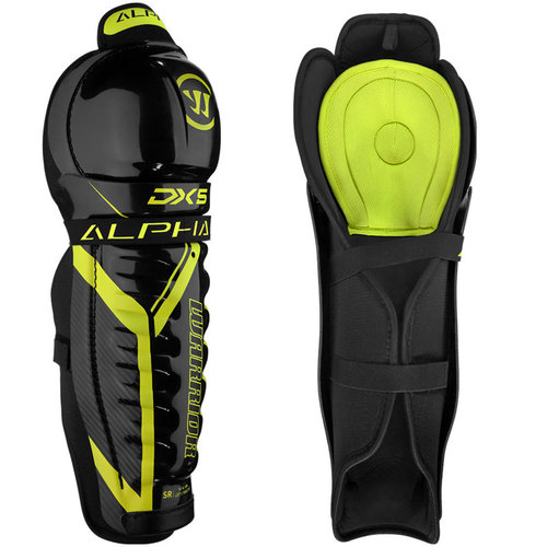 Warrior Warrior S19 Alpha DX5 Shin Guard - Junior