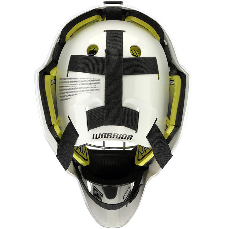 Warrior Warrior S20 R/F1 Certified Goal Helmet - Senior